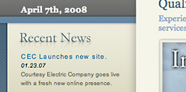 Courtesy Electric Co. website thumbnail