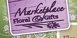 Marketplace Floral & Gifts website thumbnail